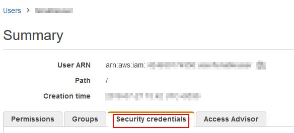 IAM Access Key Rotation